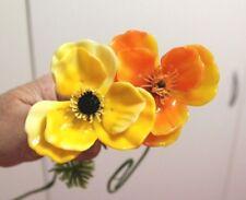 1968  C.K. IND. CO.LTD Poppy Flowers
