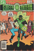 Green Lantern Vol 2 #183 (Newsstand) DC Comics 1984 FN/VF