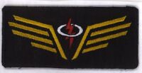SAAB  -  Space: Above & Beyond Embroidered Squadron Iron-on Patch - Angry Angels