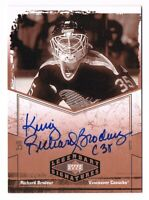 2004-05 Upper Deck UD Legendary Signatures Autograph Auto Pick from list !!!