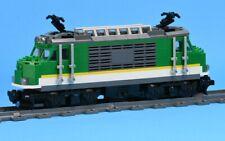 LEGO Cargo Train City 60198 Engine Locomotive Battery Remote Powered Blue tooth
