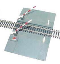 Jouef HO 1:87 Small Regional Manual Op. RAILWAY CROSSING Loose Model NM'75 Nice!