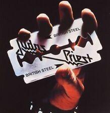 Judas Priest British Steel Remastered CD Heavy Rock Metal 2001