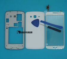 For Samsung Galaxy Grand 2 II G7102 G7106 White Housing Cover + Touch Screen