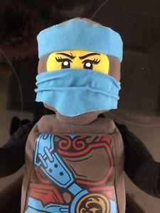 Lego Ninjago 2017 Nya Stuffed Toy Ninja Plush