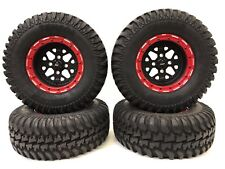 "DWT Sector Beadlock Front & Rear Wheels Rims Tensor Regulator Tires 28"" RZR XP"