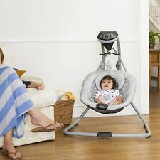 Graco  Simple Sway Baby Swing - Abbington baby columpio