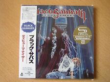 "BLACK SABBATH  ""Dehumanizer"" Japan mini LP SHM 2CD"