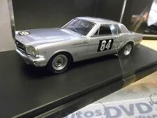 FORD Mustang MKI Rallye France 1964 #84 Greder Delalante Premium X IXO SP 1:43