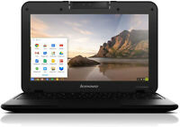 "Lenovo Chromebook N21 Intel Turbo processor  11.6""  2GB Black"