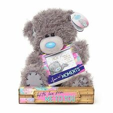 "Me to You 7"" Plush & Special Moments Photo Frame 2x2 Photo - Tatty Teddy Bear"