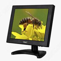 EYOYO 10.4 inch HD HDMI LCD Display Screen Monitor BNC VGA HDMI AV Audio For PC