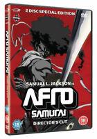 Afro Samurai - Stagione 1 - Del Regista Taglio DVD Nuovo DVD (MANG5113)