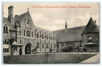 Picture Postcard The Science Quadrangle Ladies College Cheltenham