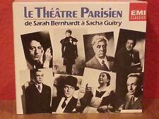 Le Theatre Parisien De Sarah Bernhardt a Sacha Guitry (EMI 6 CD set 1993) BR118