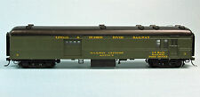 NORFOLK & WESTERN MS3 MAIL STORAGE CAR HO Model Railroad Unpainted Kit BC1432