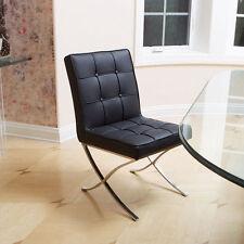 Pandora Modern Design Leather Dining Chairs  Lounge Bar stool