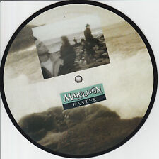 "MARILLION Easter PICTURE DISC 7"" The Release PLASTIC SLEEVE WITH BACK CARD '90"