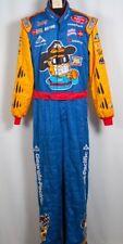 KYLE PETTY NASCAR 2003 brickyard garfield used driver firesuit UNIFORM