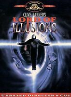 Lord of Illusions (DVD,Unrated Directors Cut Movie Time)-Scott Bakula - Region 1