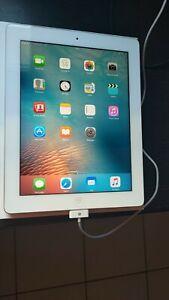 iPad 2 3g 64 go. Blanc