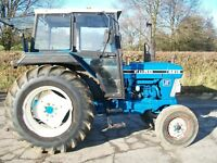 FORD 4610 2WD SERIES 2 TRACTOR