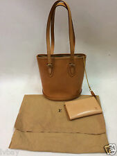Louis Vuitton Nomade Leather Marais Vingtieme Bucket Shoulder VACHETTA PETIT
