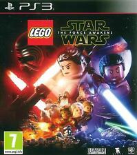 PS3 Lego Star Wars Das Erwachen der Macht +DLC Jabba's Palast Charakter-Pack NEU