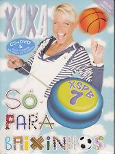 XUXA - So Para Baixinhos Vol. 7 XSPB7 CD+DVD 7891430076399