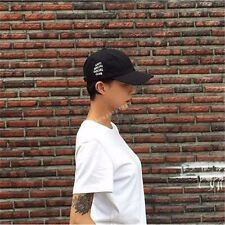 KPOP BIGBANG G-DRAGON TAEYANG GD MADE Black Snapback Cap Hip Hop Hat