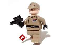 Lego Star Wars Imperial Officer minifigure from set 75082