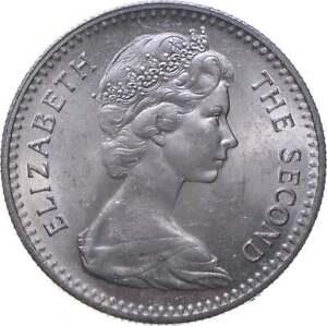 Better - 1964 Rhodesia 20 Cents - TC *549