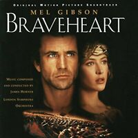 Braveheart - Soundtrack - James Horner (NEW CD)