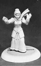 Rippers Witch Hunter Female Reaper Miniatures Savage Worlds Melee Caster RPG