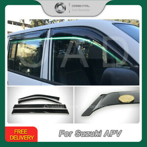Premium Weathershields Weather Shields for Suzuki APV 2005-2018 Model T