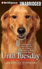 Until Tuesday: A Wounded Warrior and the Golden Retriever Who Saved Him (CD)