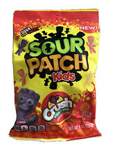 RARE SNACK LIMITED Sour Patch Kids CRUSH SODA FRUIT MIX 1226/8oz USA CANADA VHTF