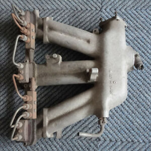 Mercedes Benz 220 - 300 Se, Inlet Manifold With Nozzle Set