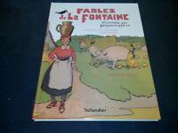 FABLES DE LA FONTAINE. Tome 3 - Benjamin Rabier - Tallandier