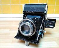 Vintage collectible Zeiss Ikon Nettar - Anastigmat  folding film photo camera