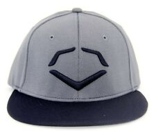 Evoshield Men's Lock Shields Fitted Hat Charcoal/Navy/Black 1037340.410 (S/M)