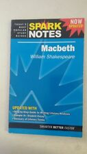 Spark Notes Now Updated Macbeth (Spark Notes now updated) Paperback – 2007 by wi