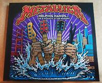 METALLICA Helping Hands... DIGIPAK-CD 2019 stonesour,megadeth,gunsnroses,beatles