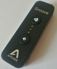 Apogee Groove tragbarer USB DAC und Kopfhörerverstärker PC/Mac 24 bit / 192kHz