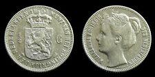 Netherlands - Halve Gulden 1904