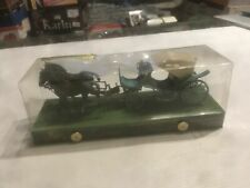 Cabriolet hippomobile Milord Eugenie Montijo 1852 1/43 Brumm Historical 014 Neuf