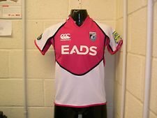Canterbury Cardiff Blues 3rd Pro Rugby Jersey Size UK Age 10 Years