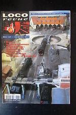 MODELISME FERROVIAIRE TRAIN MAGAZINE LOCO REVUE N° 603 de 1997