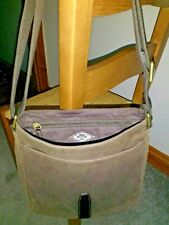 Fossil crossbody messenger travel bag
