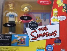 The Simpsons Interactive KBBL Environment Series 10 Action with Video Review
